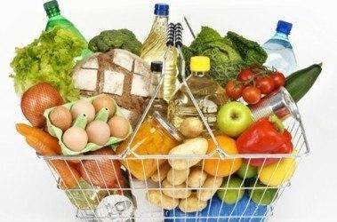 Закупка продуктов для больного